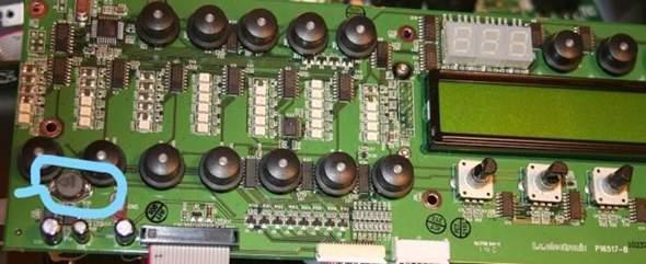 Elektronik: Was ist das für eine Bauteil?