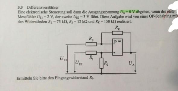 Diese Schaltung - (Schule, Elektronik, lernen)