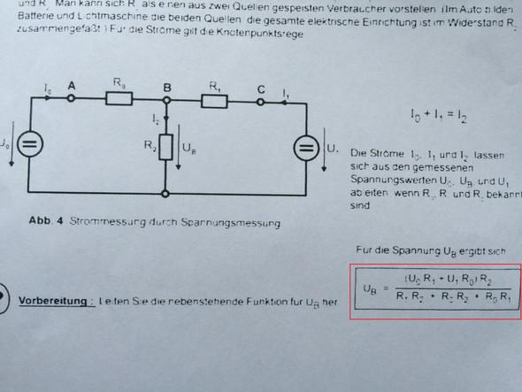 Aufgabe - (Physik, Elektronik, Aufgabe)