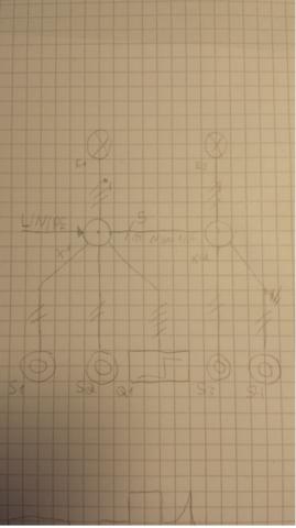 Skizze Stromstoßschaltung - (Elektronik, Elektrotechnik)