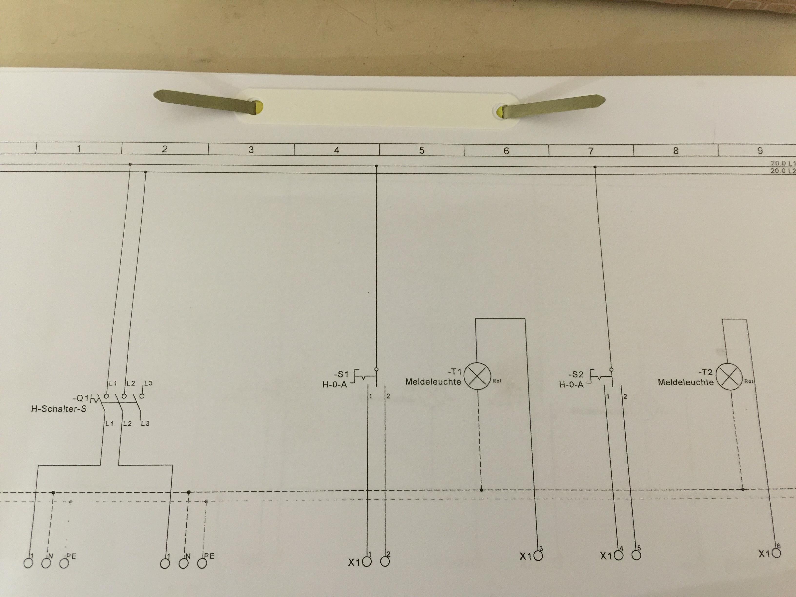 Schaltplan Licht Mit Zwei Schaltern: On air lampe ist dieser ...