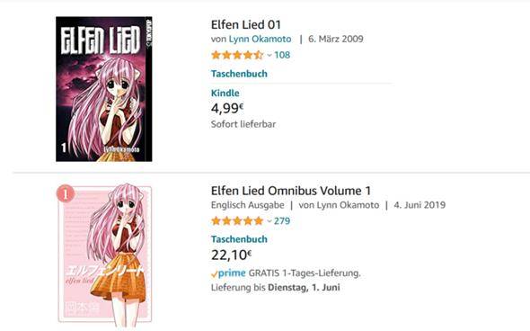 - (Anime, Manga, Elfenlied)