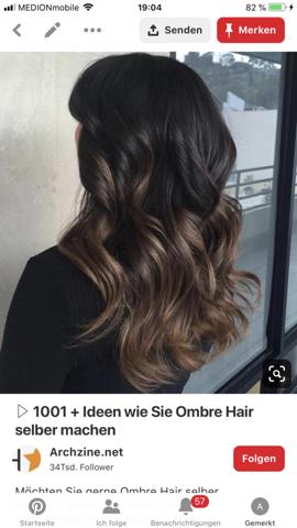 Eltern überreden wegen Haare färben, aber wie mach ich das ?