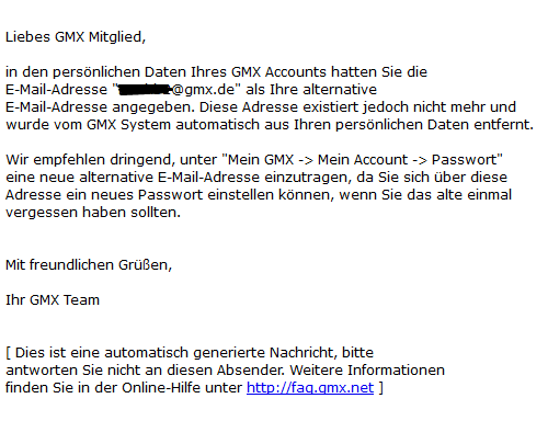 Passwort email lovoo zurücksetzen keine Bei Lovoo