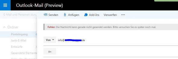 Outlook Problem - (Email, Outlook)
