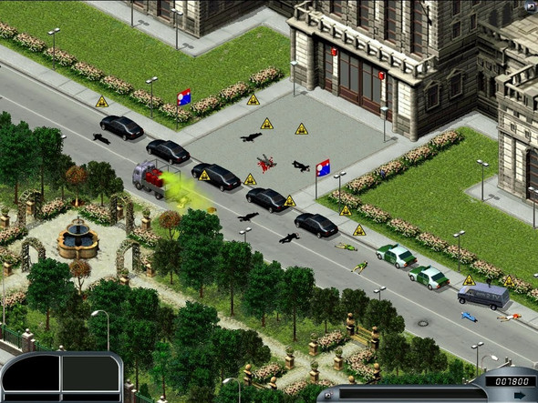 Emergency 2 - Mission 8  - (PC, Spiele, emergency 2)