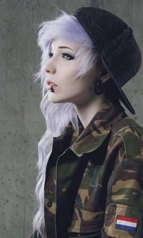 Emo Aussehen Aber Mit Stil Style Punk Goth