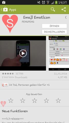 Das ist die App - (Handy, Android, App)