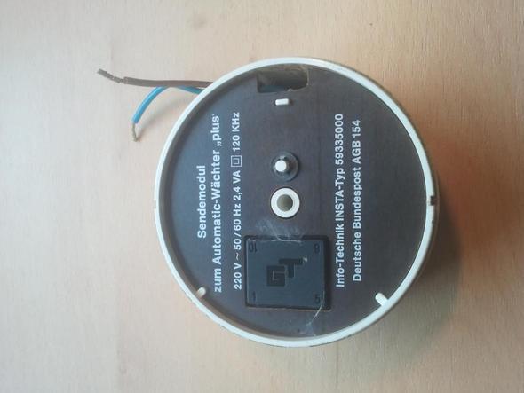 Automatic Wächter plus Sendemodul - (Leuchten, Haustechnik, Bewegungsmelder)
