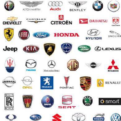 Hier ein paar Automarken  - (Auto, Führerschein, Jugend)