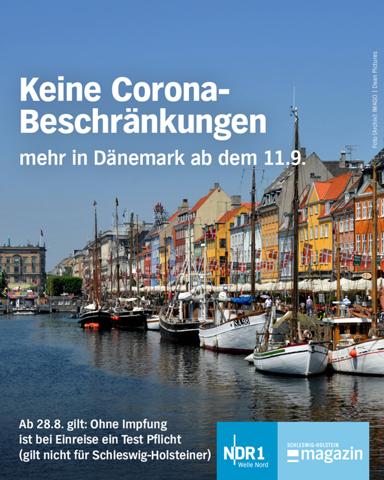 Ende der Corona-Maßnahmen: Dänemark als Vorbild?