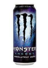 Energy Drink - Monster Absolutely Zero - (Energie, Nebenwirkungen, Energy)
