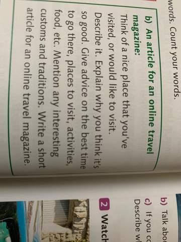 Englisch Aufsatz?