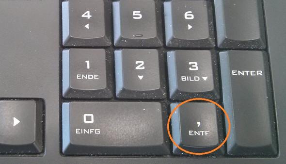 Tastatur - (PC, Tastatur)
