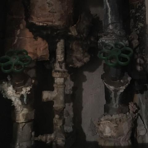 Enthalten Diese Wasserleitungen Blei Wohnung Haushalt Sanitar
