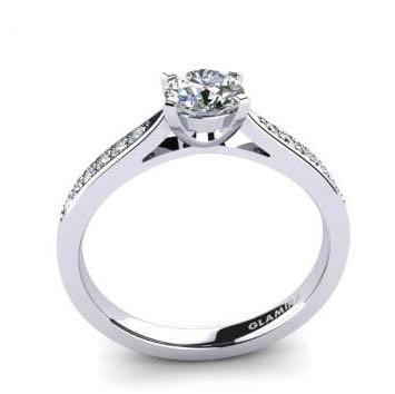 0,50 crt - (Hochzeit, Verlobungsring)
