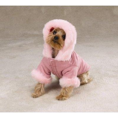 Barbie-Hund - mit Jacke - (Tiere, Psychologie, Hund)