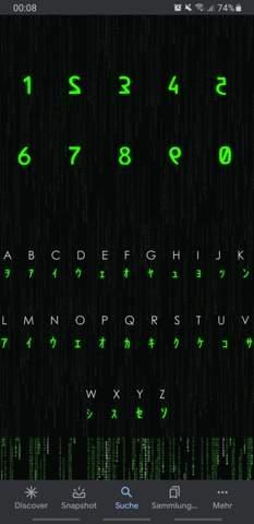 Entsprechen die Buchstaben der Wahrheit?