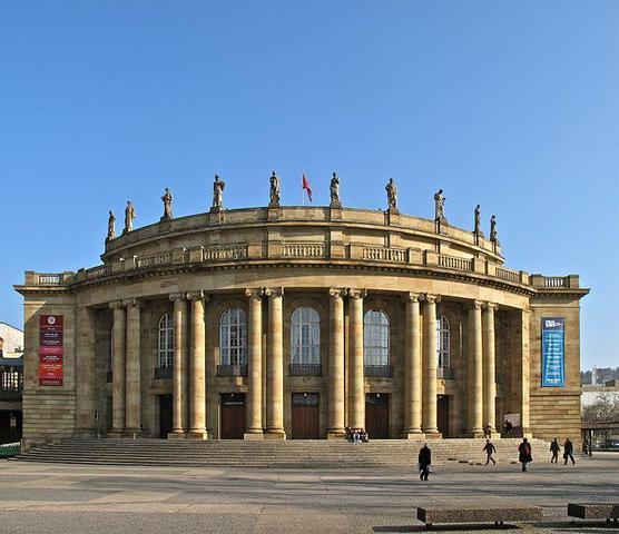 Stuttgart - (Architektur, Stil, Epoche)