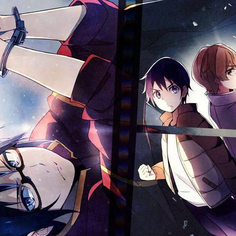 Erased- Die Stadt in der es mich nicht gibt  - (Anime, Manga, Erased)