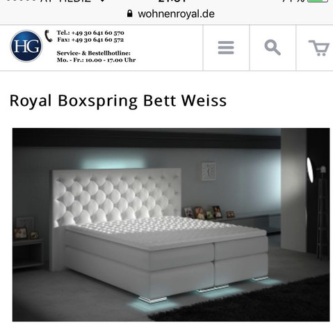 erfahrungen mit boxspringbett online empfehlung bestellen. Black Bedroom Furniture Sets. Home Design Ideas