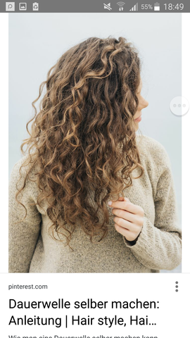 Erfahrungen Mit Dauerwelle Haare Beauty Frisur