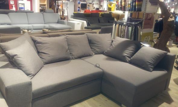 Ecksofa - (Einrichtung, Sofa, Couch)