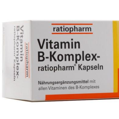 z.B. Von ratiopharm  - (abnehmen, B12)