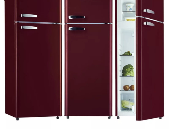 Retro Kühlschrank Niedrig : Erfahrungsbericht frankenberg retro kühlschrank ebay amazon