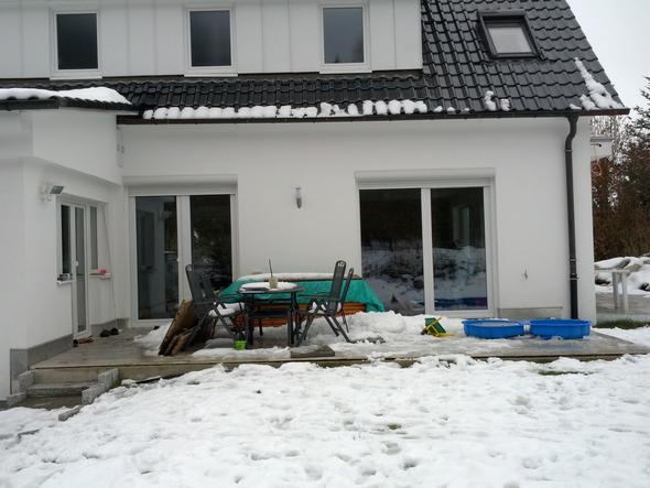 Fantastisch Die Terrasse   (Garten, Terrasse, Überdachung)