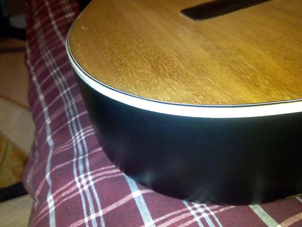 Top-Side-View - (Gitarre, Fake, Hersteller)