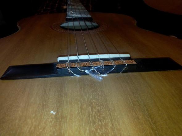 Steg / Brücke - (Gitarre, Fake, Hersteller)