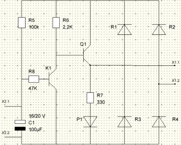 Diese Schaltung - (Elektronik, Elektrotechnik, elektro)