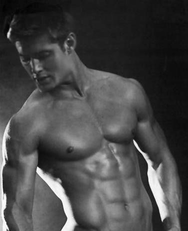 Jensen Ackles - (Sport, Körper, Ernährung)