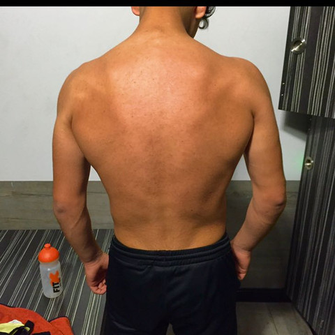 Rücken - (Sex, essen, Körper)