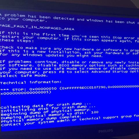 Das kommt danach - (PC, Error)