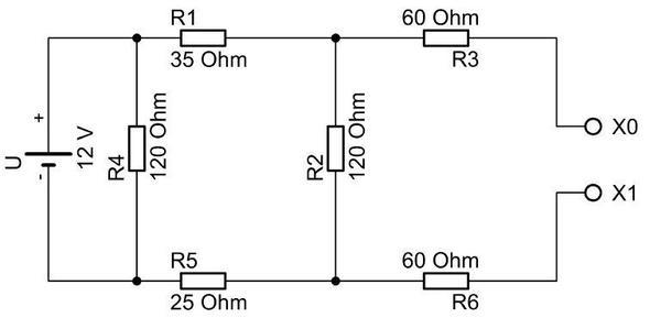 Aufgabe Ersatzspannungsquelle - (Physik, Elektronik, Elektrik)