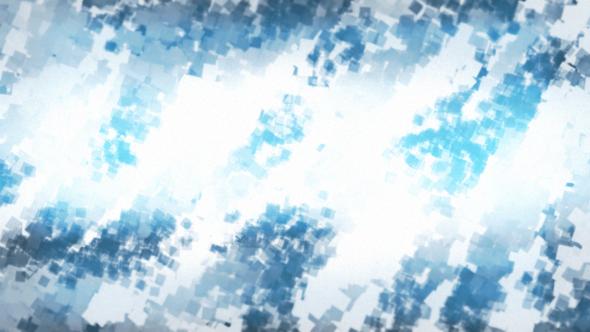 Blue Light Pixel's - (Fotografie, Photoshop, Hintergrund)