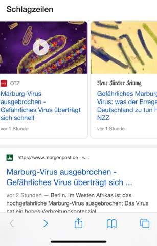Erst Epidemie jetzt wieder eine Pandemie?