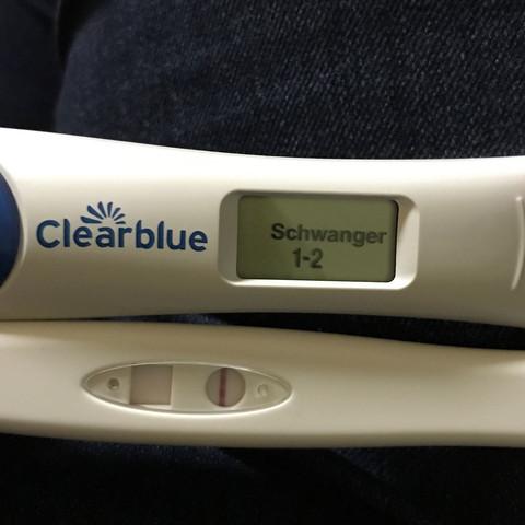 Schwanger trotzdem überfällig periode negativ test Periode überfällig,