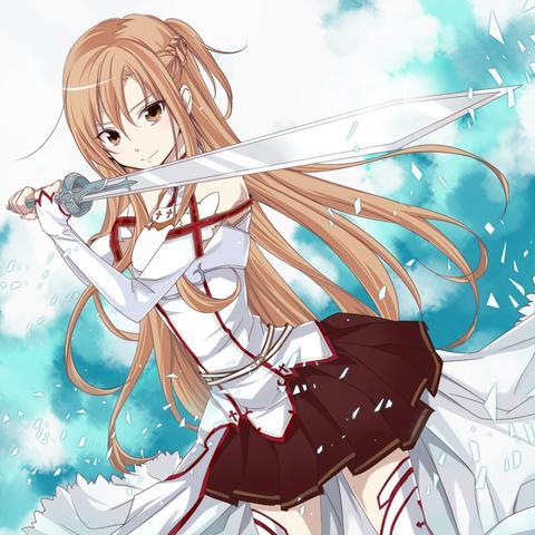 Asuna - (Freizeit, Anime, Kostüm)