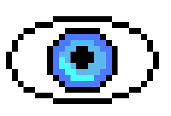 Erstes Pixel Art Bild - Gut?