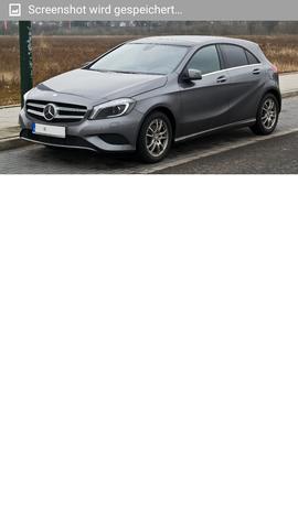 Mercedes A180 - (Mercedes Benz, erstwagen)