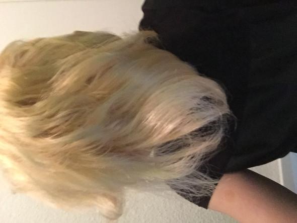 Blonde Haare  - (directions, grau)