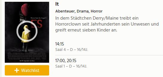 Dem ALter 16/14 - (Film, Alter, Schweiz)