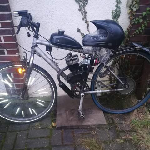 Es ist gut stattdessen als e bike und wie ist es ohne Luft Filter wie weit komm ich?