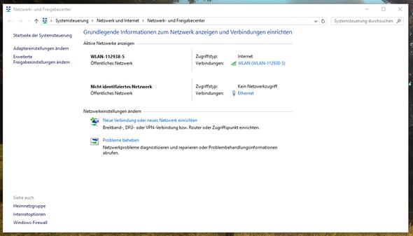 Hier ist ein Screenshot - (Internet, Technik, Ethernet)