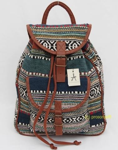 muster rucksack