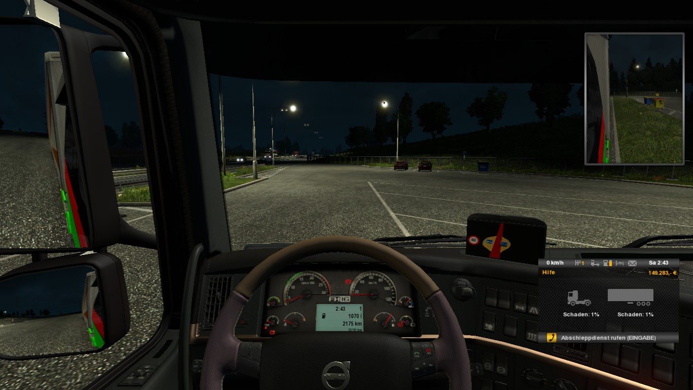 ets 2 fahren nicht m glich simulator euro truck. Black Bedroom Furniture Sets. Home Design Ideas