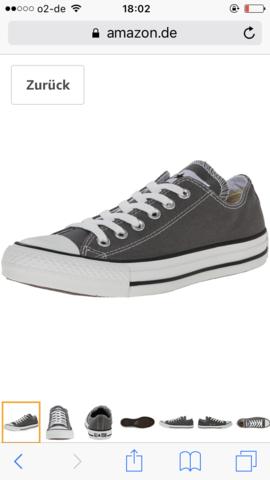 Chucks  - (Schuhe, gut)